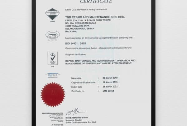 ISO 14001:2015 3