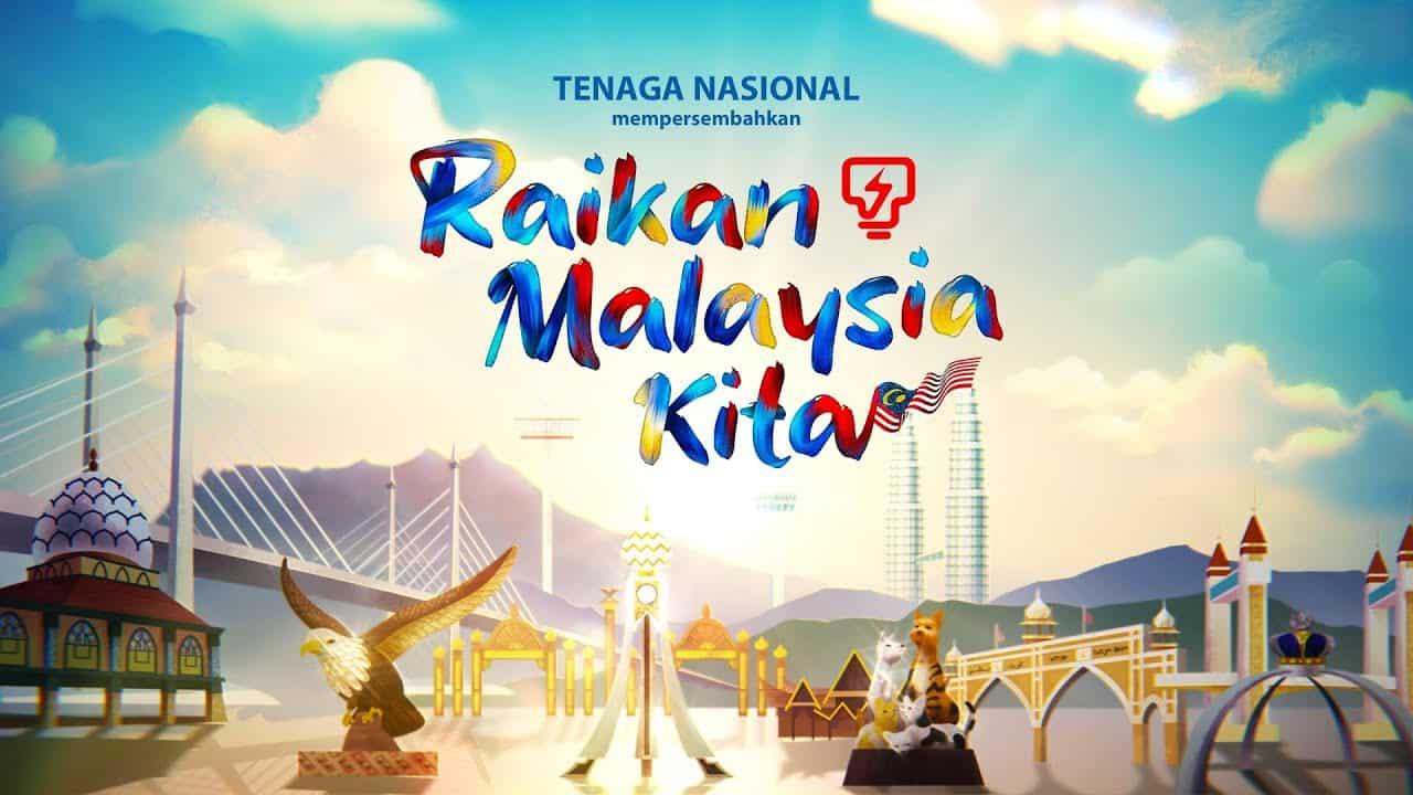 TNB MERDEKA 2021 - Raikan Malaysia Kita 1